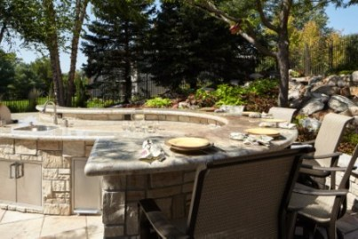 Elite Landscaping Is A Turnkey Design And Build Contractor For Clients In  Omaha, NE And Lincoln, NE. We Specialize In Cabanas, Pool Houses, Finished  Three ...