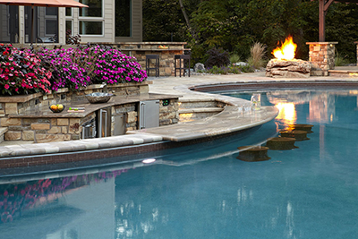 Swimming pools for Pool design omaha