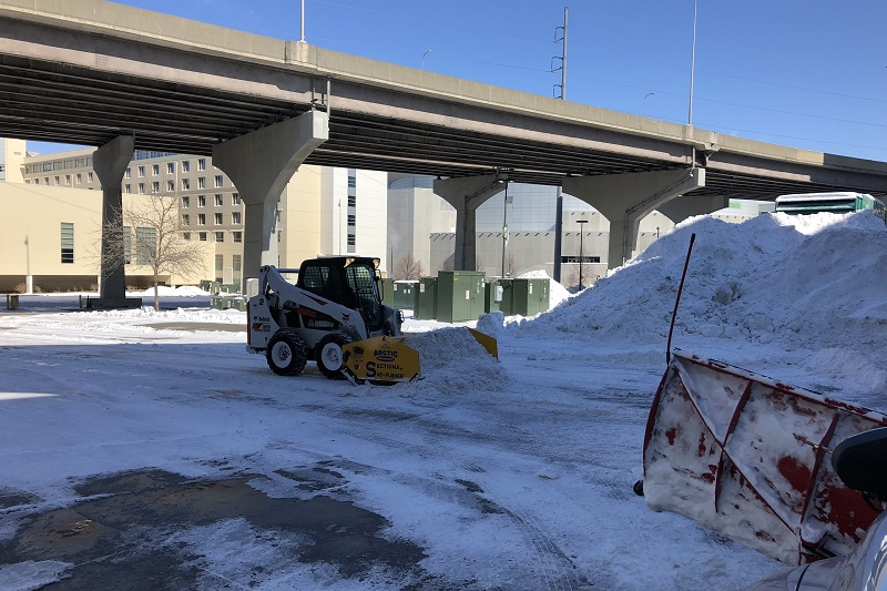 snow removal 2448