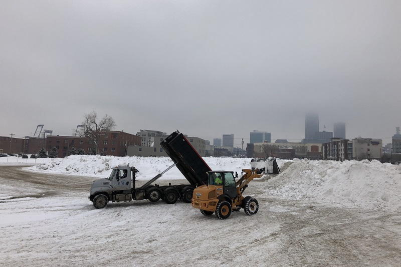 snow removal 2565